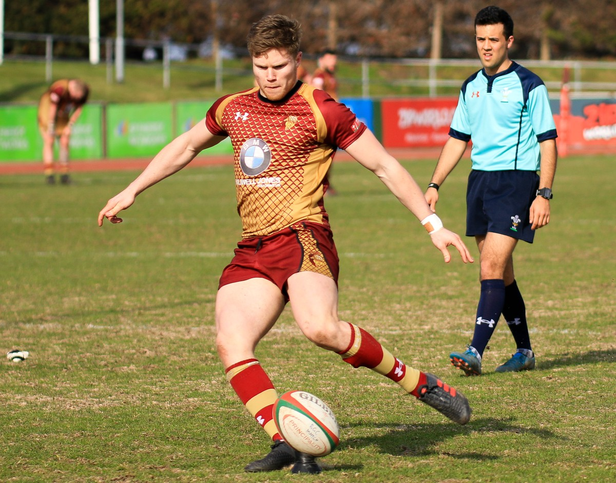 RGC star Danny Cross in action (Photo: Tony Bale)