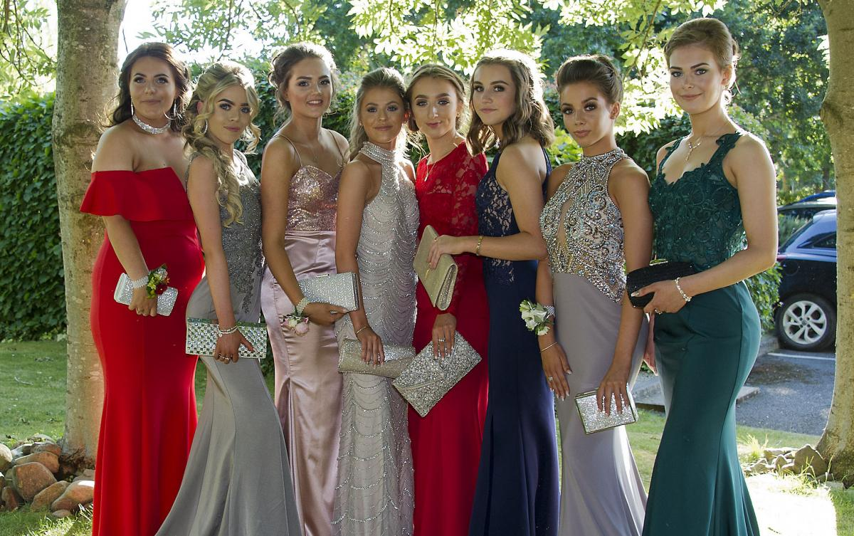 prom dates 2018