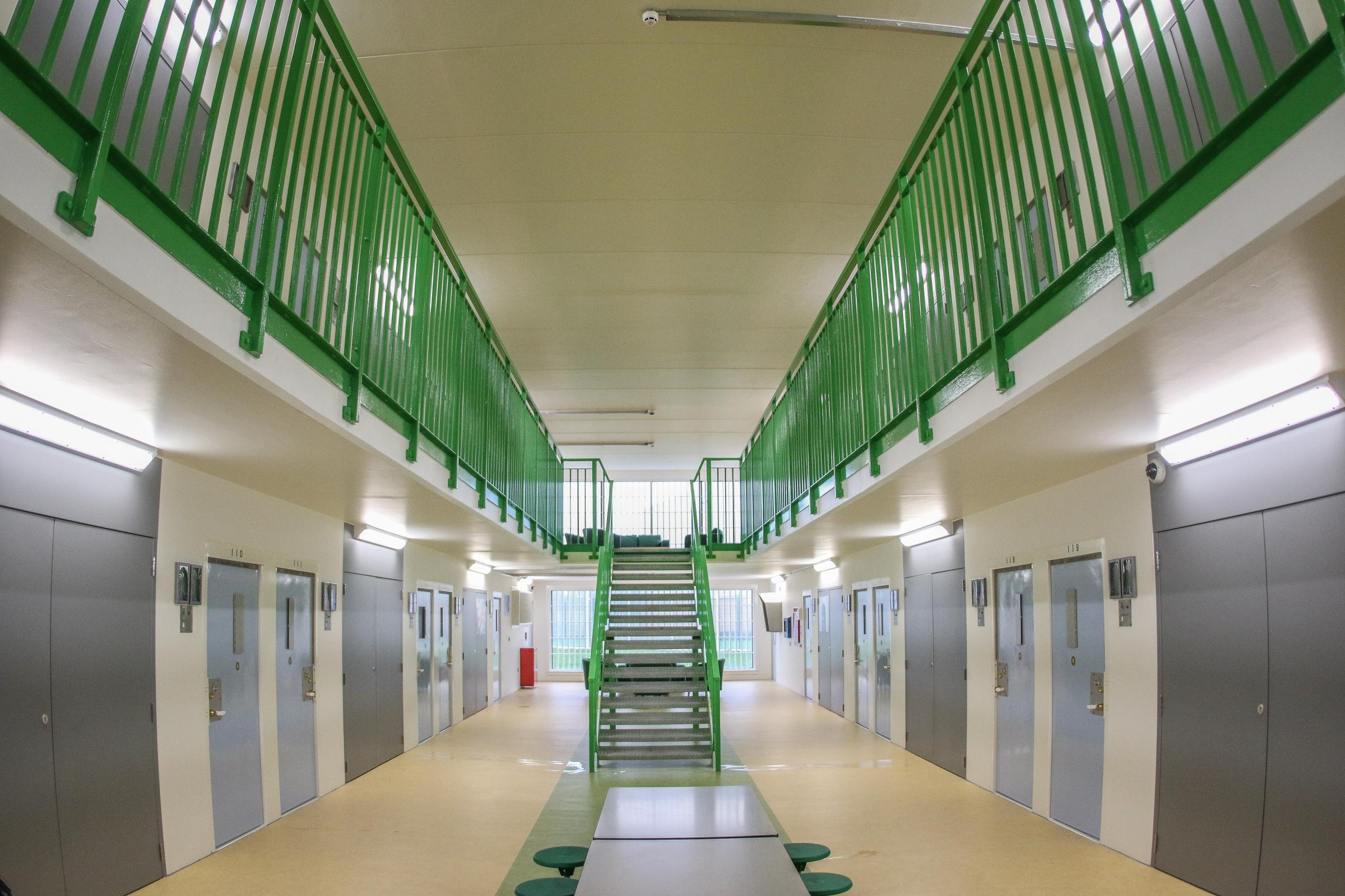 Prisoner found dead in his Wrexham cell on New Year's Day had suffered a heart attack