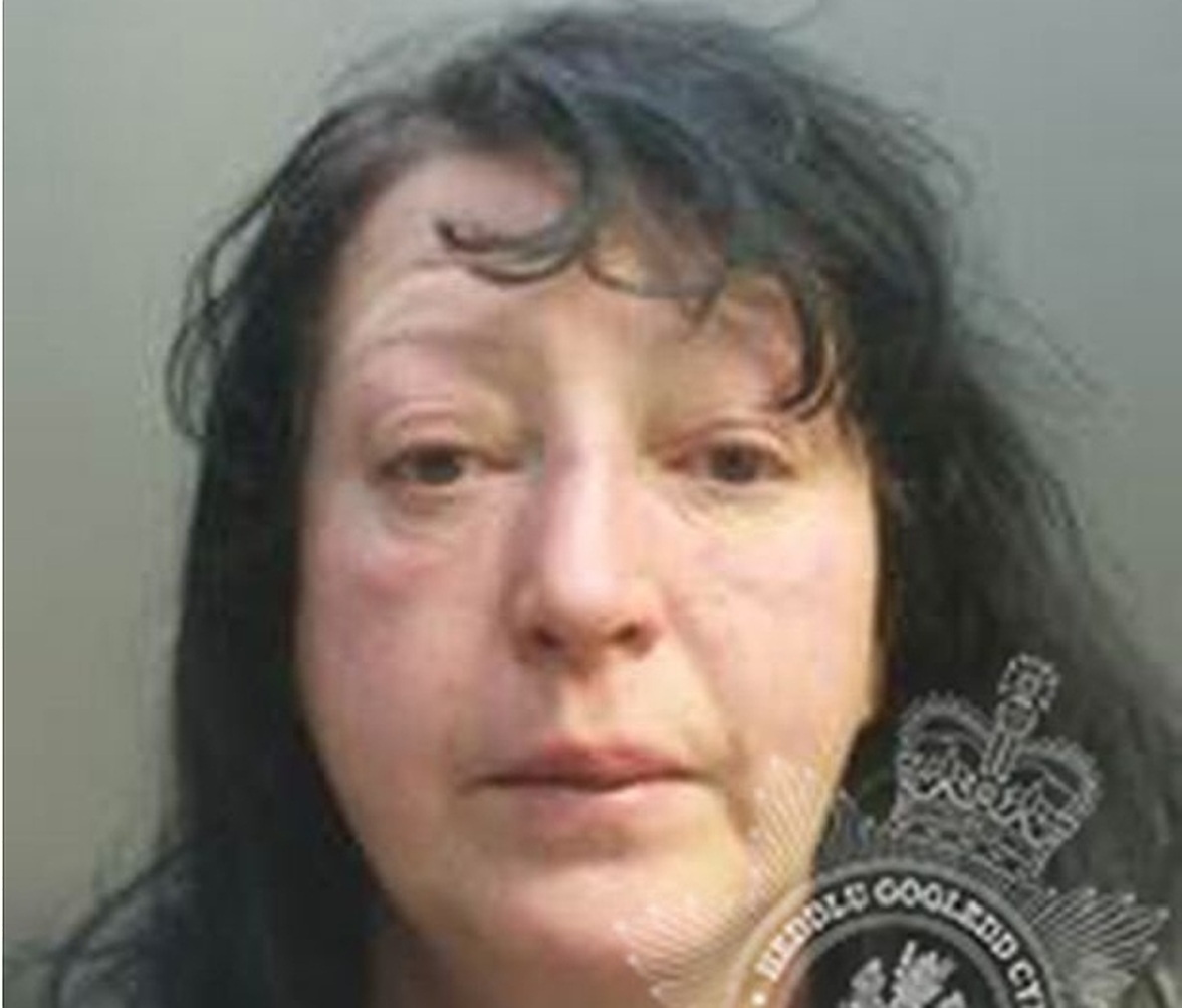 Jailed: Marie Saffy. Picture: North Wales Police