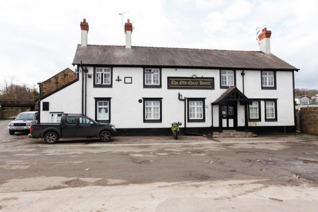 Former Old Quay House pub in Connah's Quay