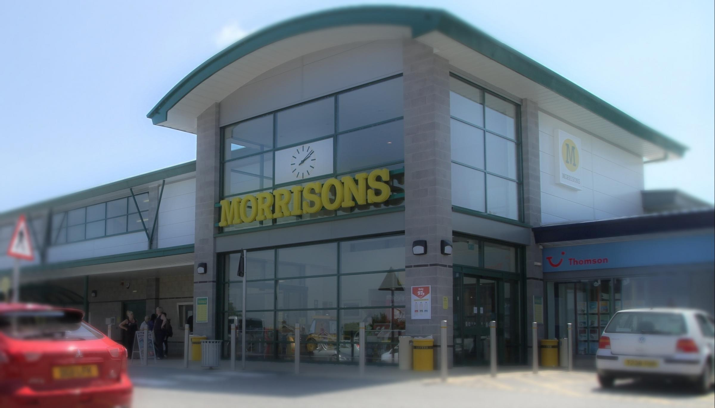 Morrisons in Connah's Quay