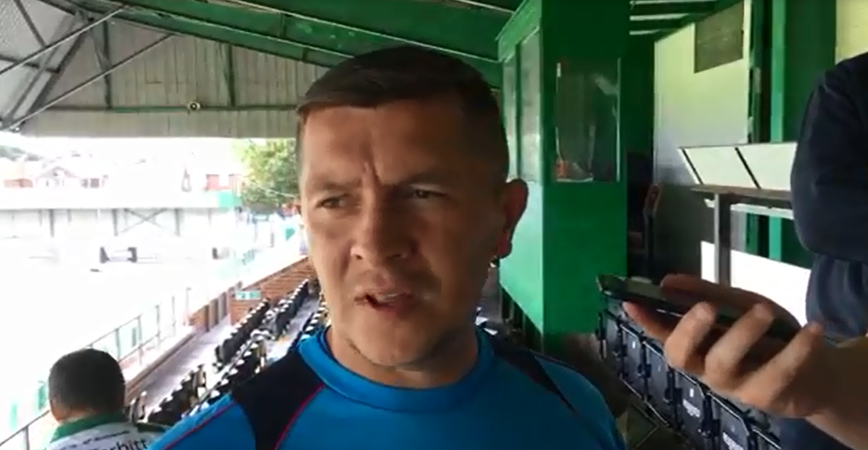 Watch: 'I'm shaking, I'm that mad' - How Chester FC boss reacted to 8-1 defeat