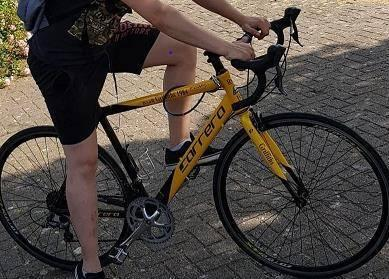 Carrera road bike is stolen outside Queensferry house | The Leader