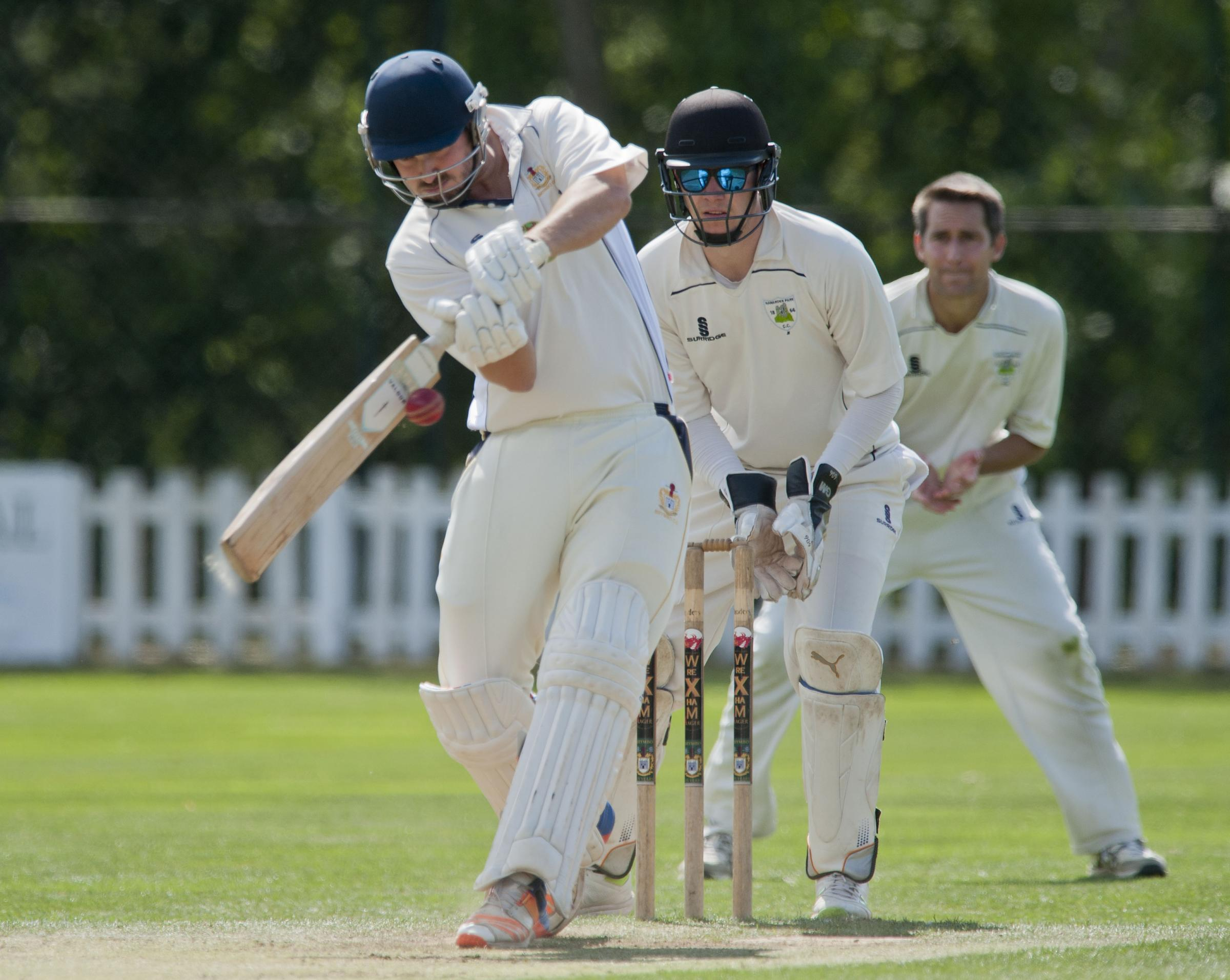 CENTURION: Brymbo captain James Claybrook. Picture: ANDRE PRICE