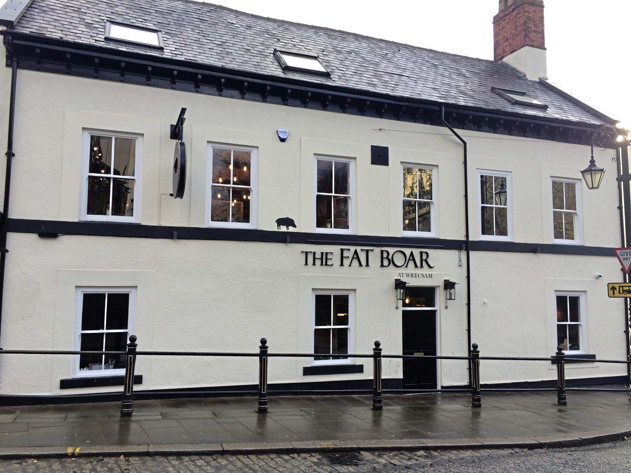 The Fat Boar, Mold