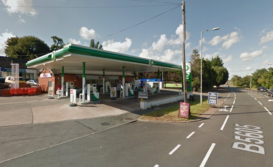 Snax petrol station in Johnstown. Picture: Google Streetview