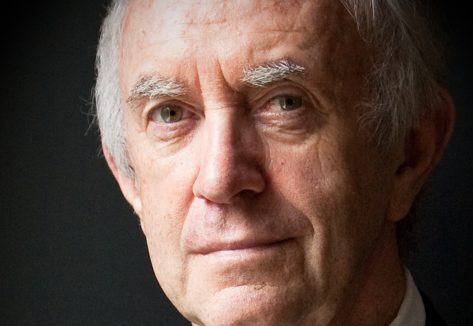 Publicity headshot of Jonathan Pryce for King Lear at the Almeida Theatre, 2012