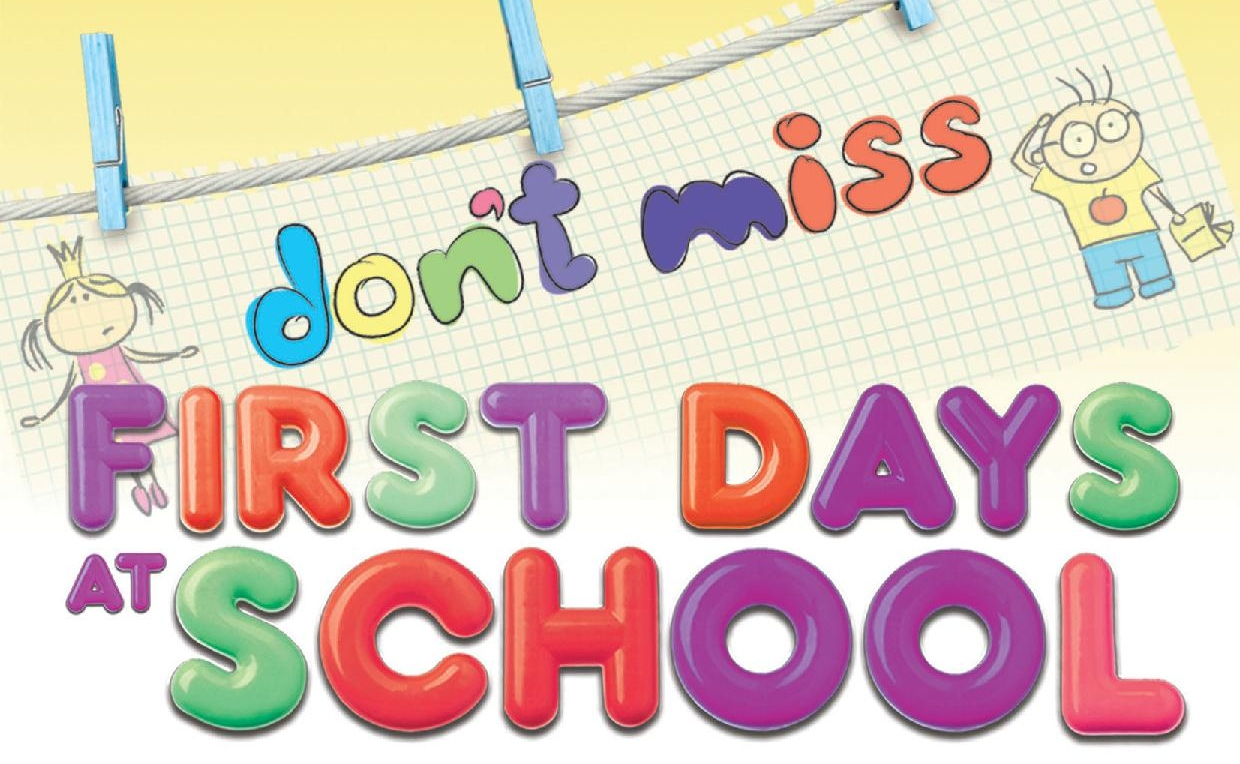 First Days At School 2018