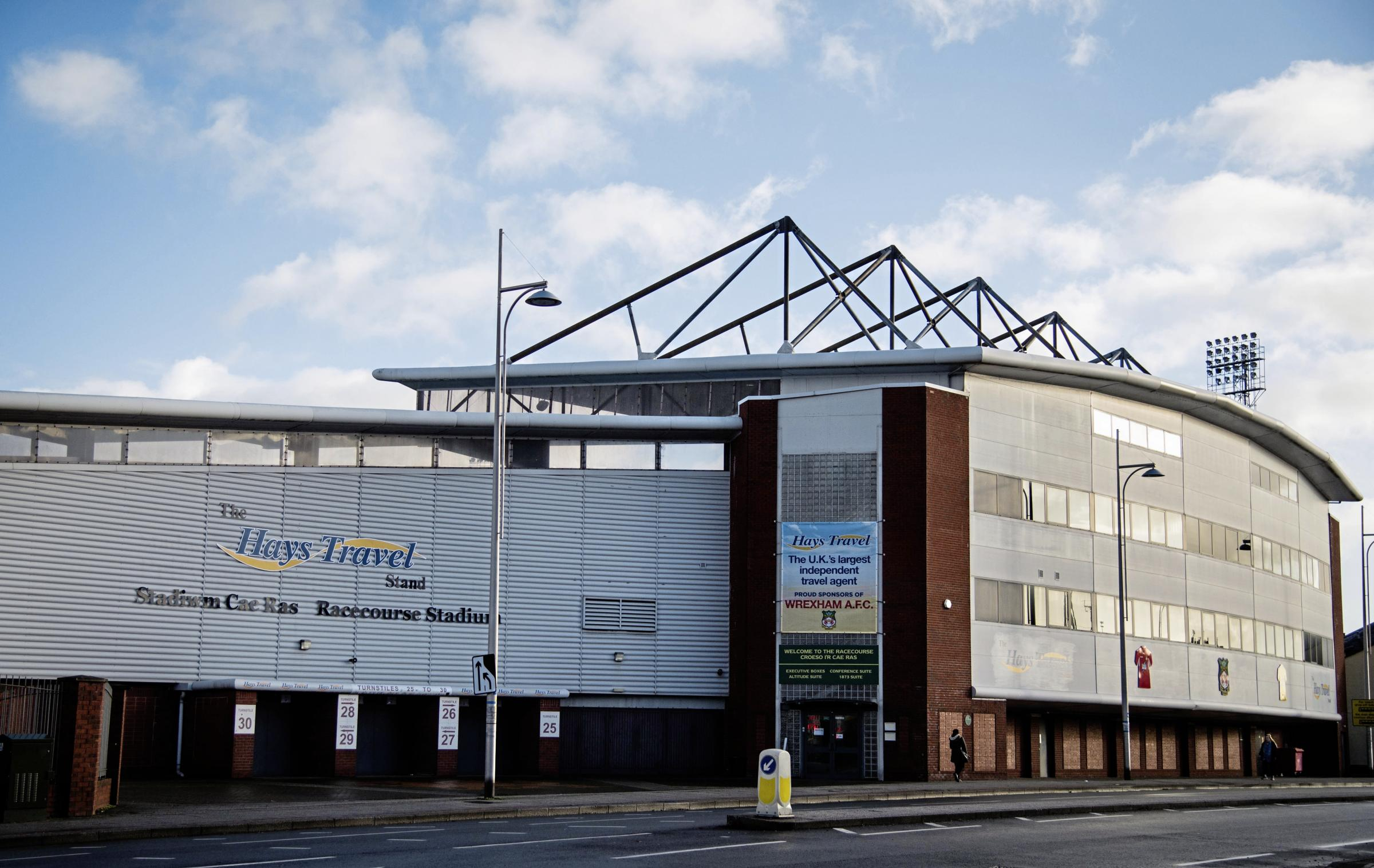 Six Wrexham AFC fans hit with lengthy bans from stadium