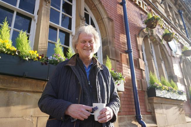 Tim Martin, founder of J D Wetherspoon