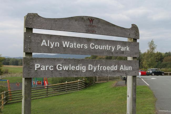 Alyn Water Country Park