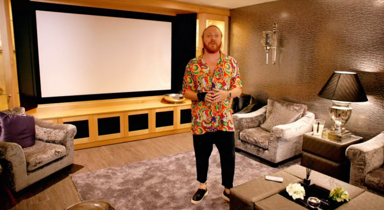 Keith Lemon. Images: ITV