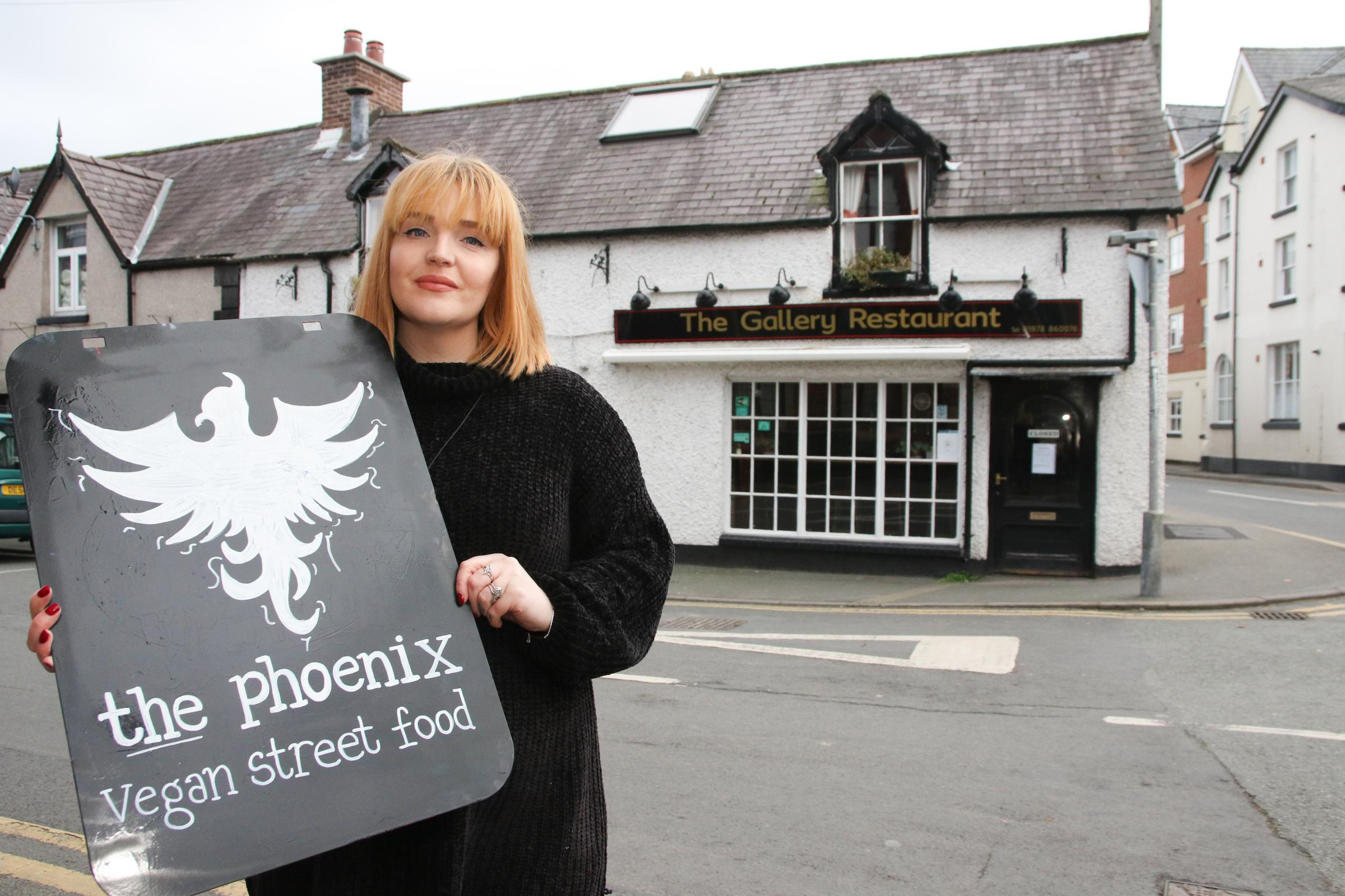 Vegan restaurant to open in Llangollen... without 'mock meats' on the menu