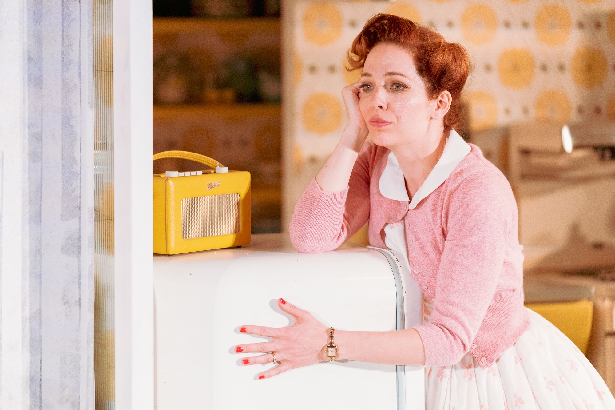 Katherine Parkinson in Home I'm Darling