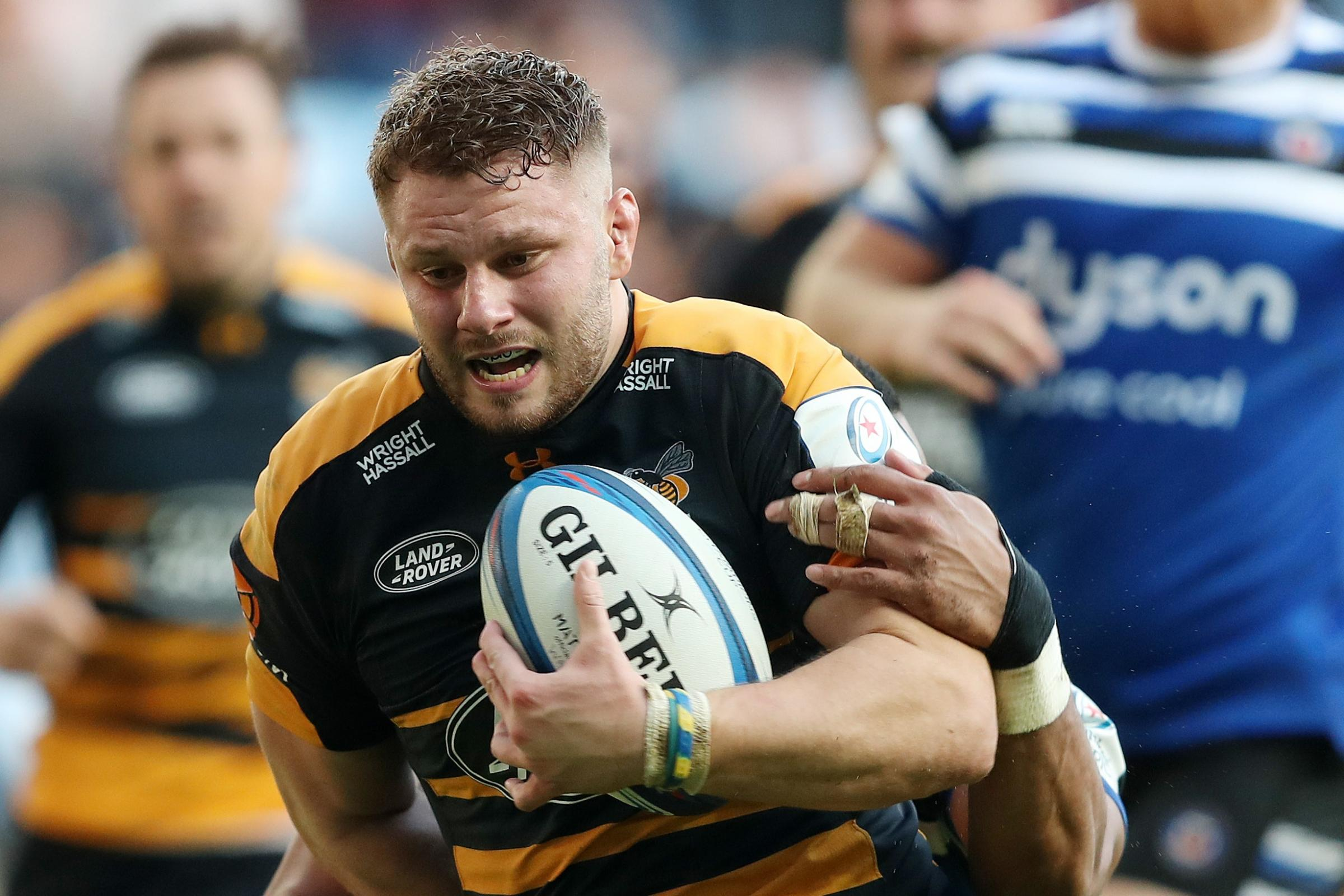 Thomas Young returned for Wasps