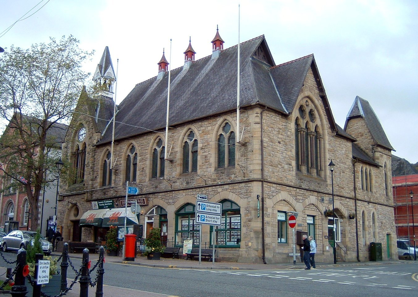 The play will be staged at Llangollen Town Hall in March.