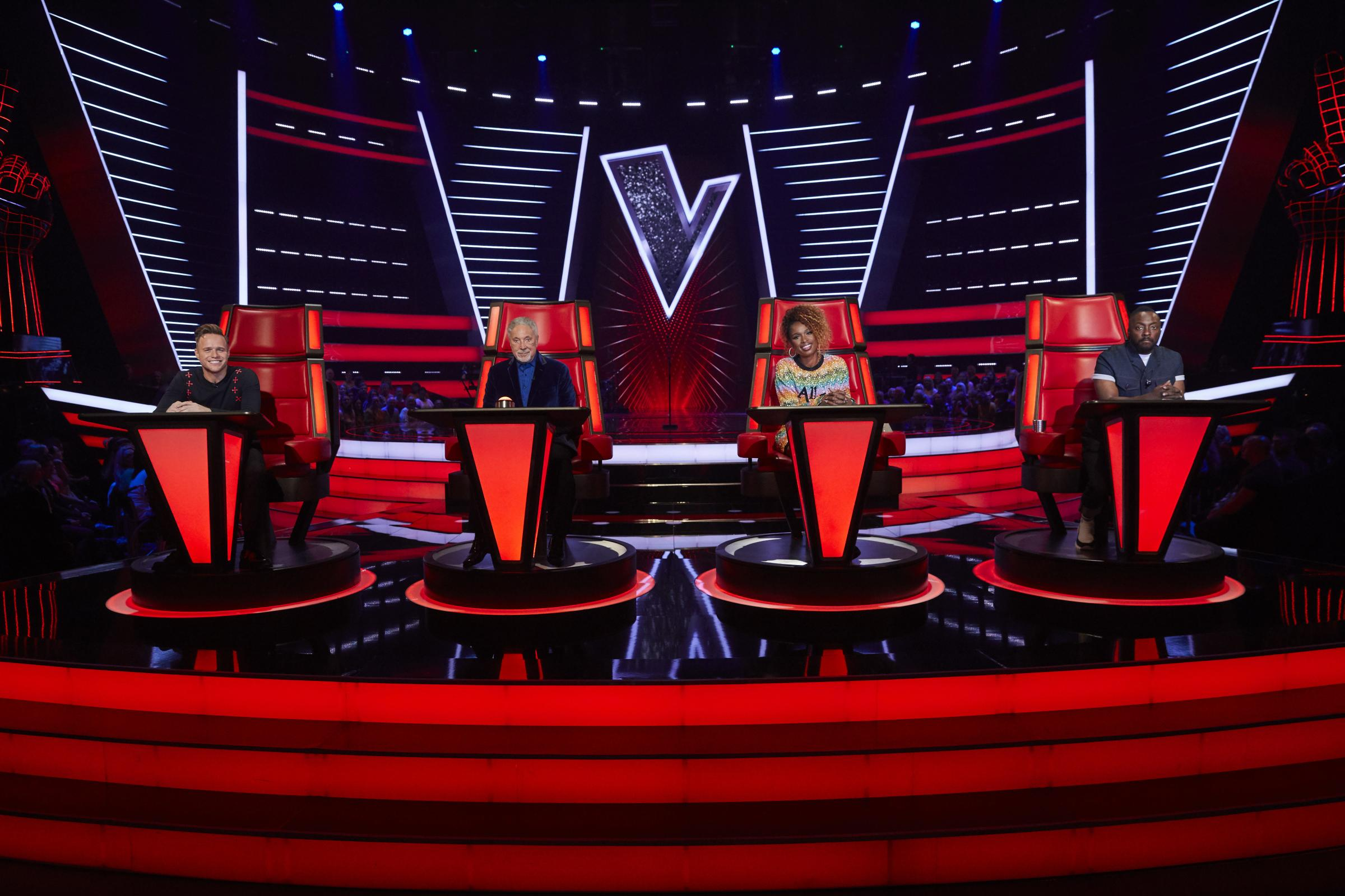 Auditions for The Voice UK are coming to Wrexham next week