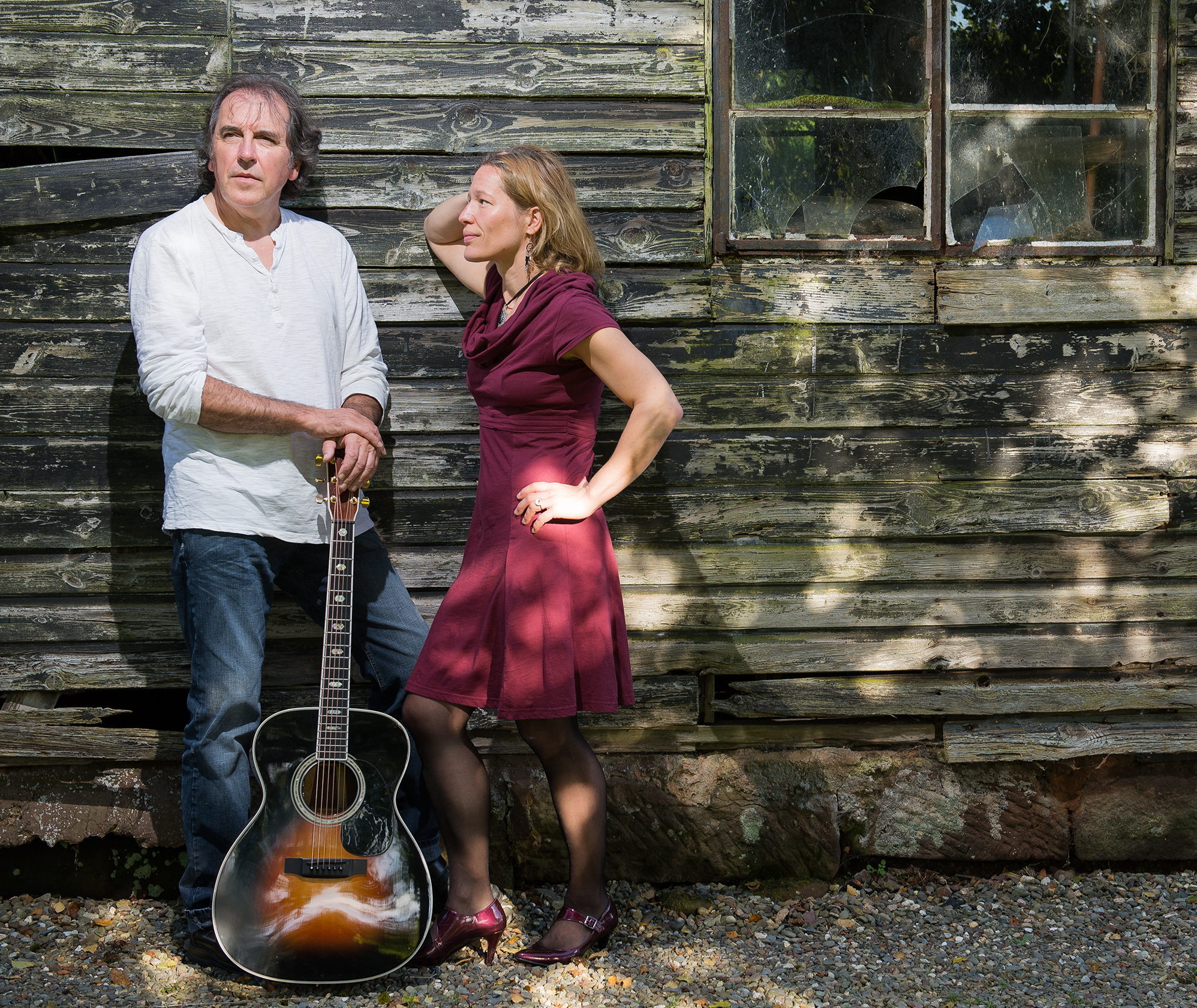Folklore: Anglo-German duo Paul Walker and Karen Pfeiffer set for Ewloe club date
