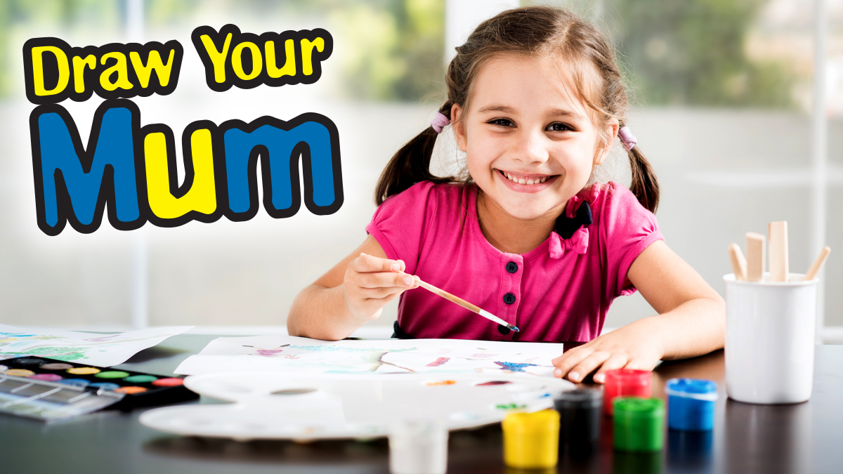 Don't miss your Draw Your Mum 2019 pull-outs in The Leader... starting today!