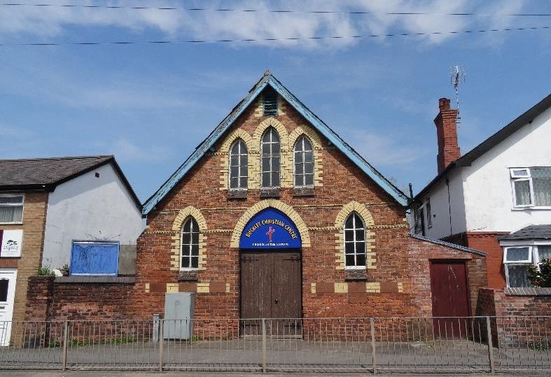 An appeal has been launched over plans to convert a former Catholic chapel in Buckley. Source: Planning document