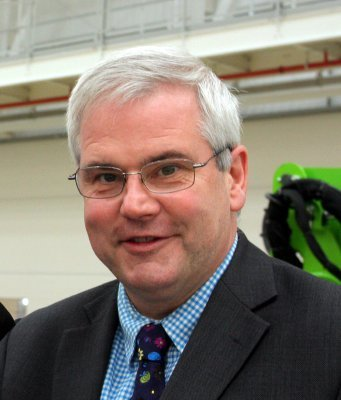 Mark Tami, MP for Alyn and Deeside