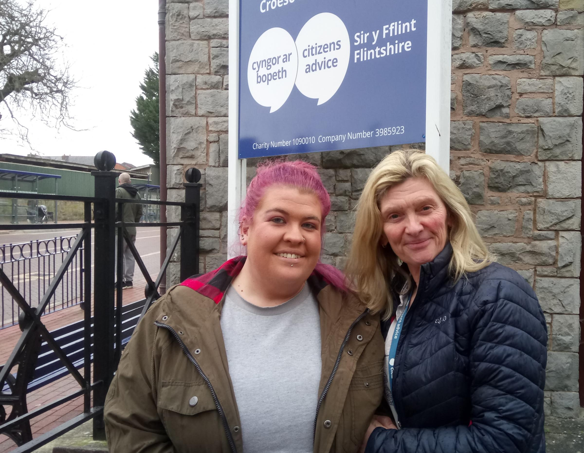 Charity champions gear up for Connah's Quay sleep-out