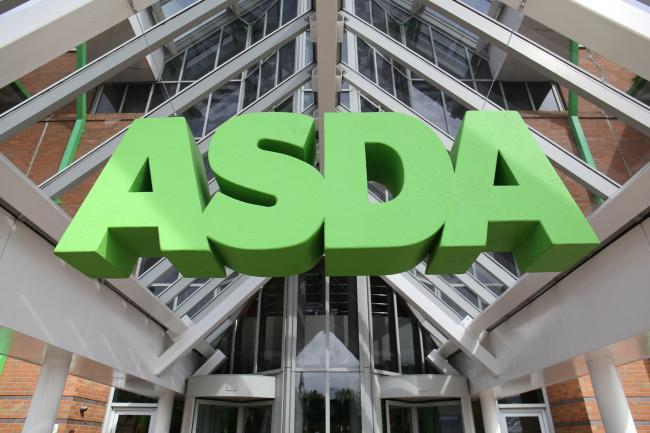 Woman was founding trying to sleep in an Asda foyer again