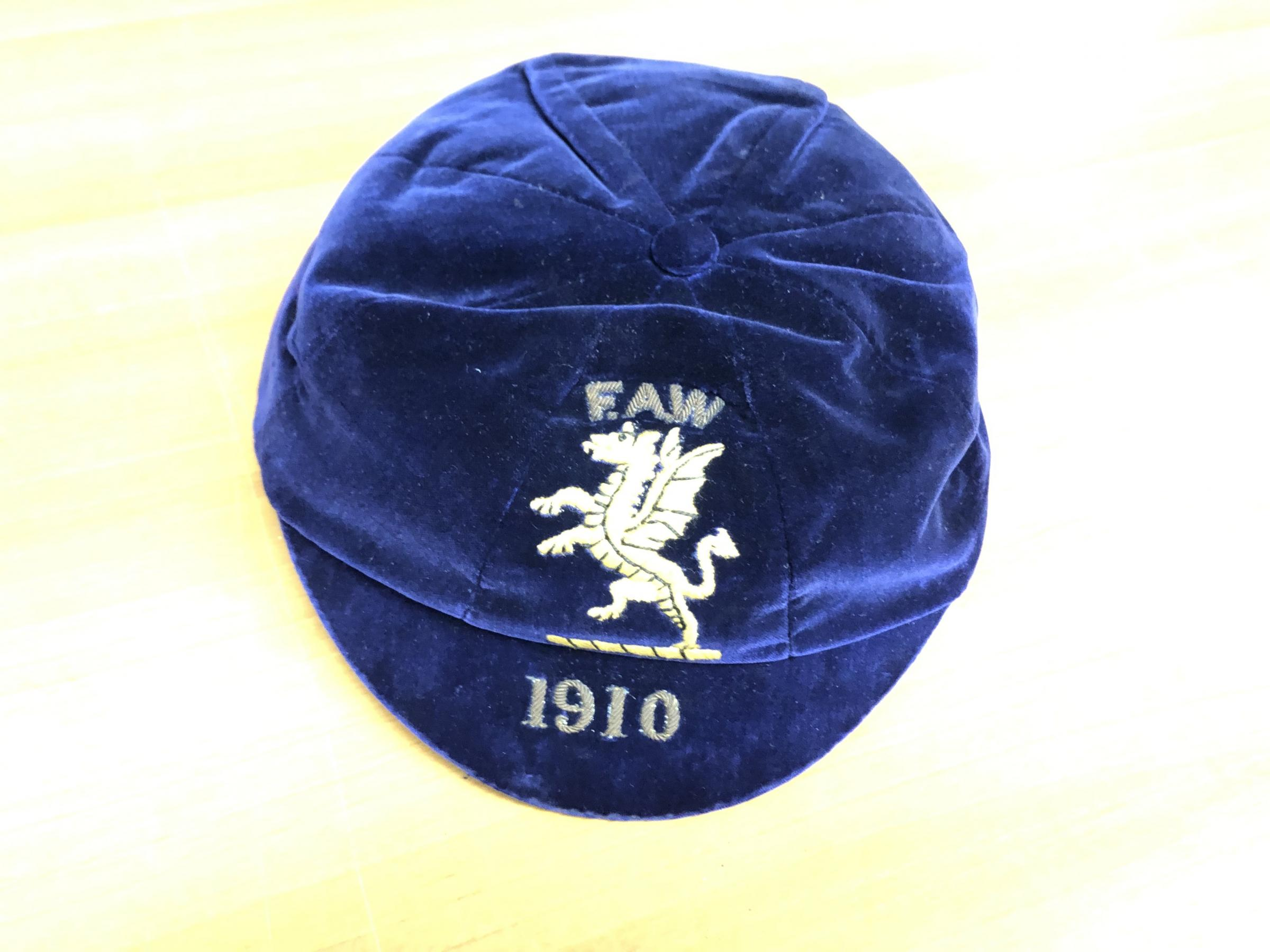 Items from the Wales Football Collection