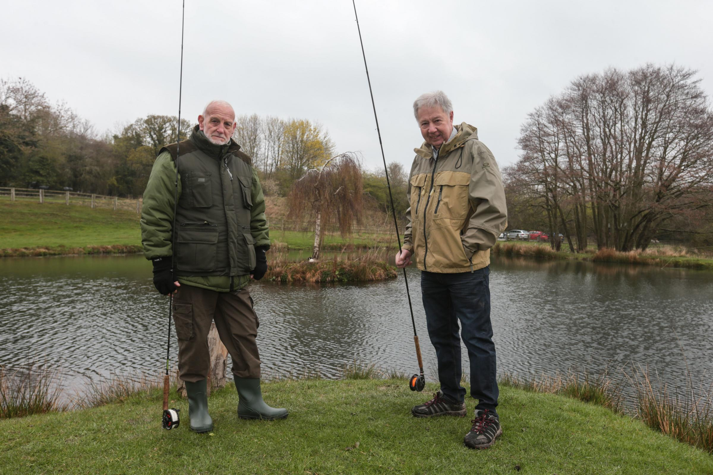 Mold Fly Fishing Club's call for new members