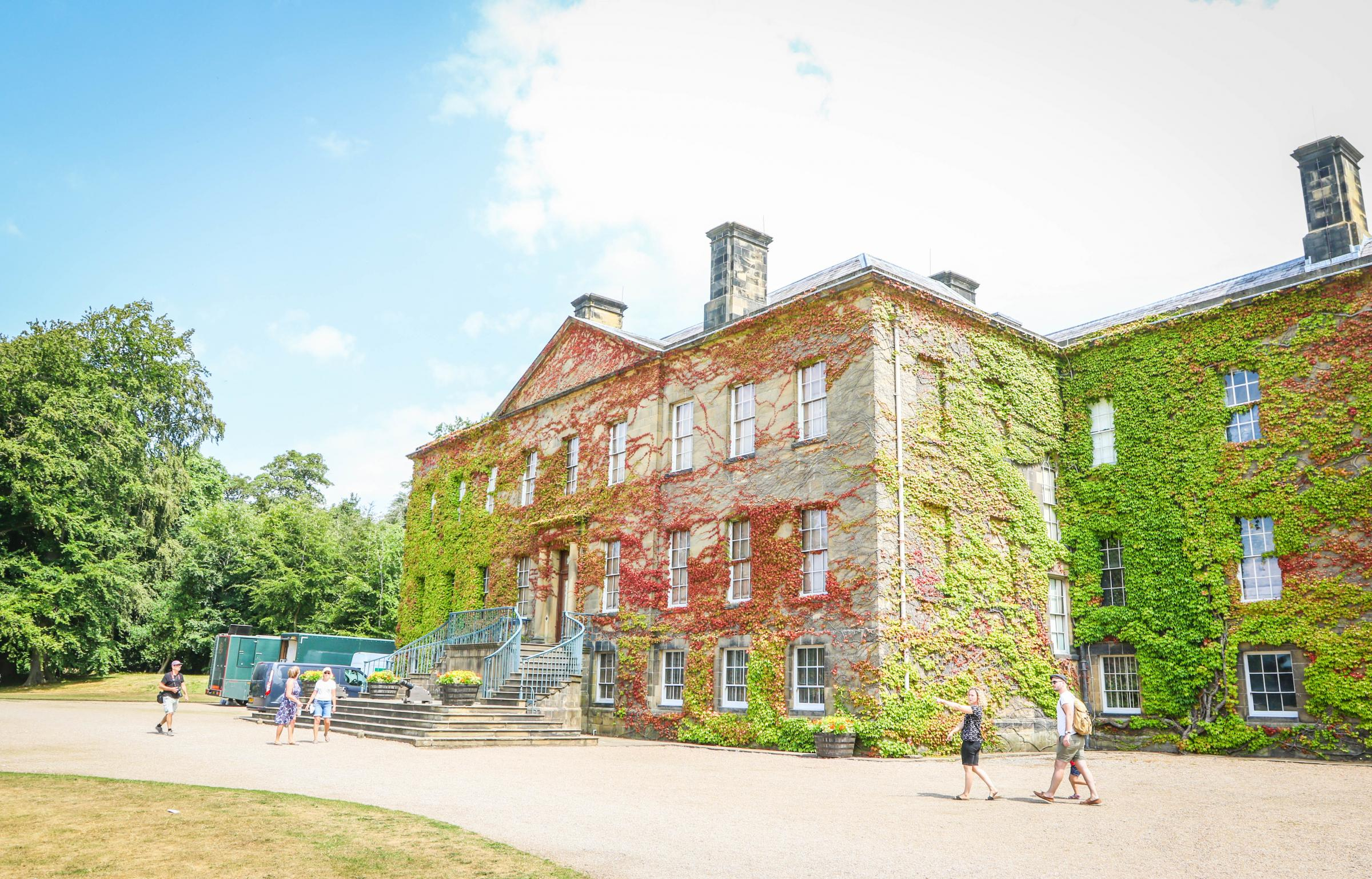 Erddig Hall to host theatre productions this summer
