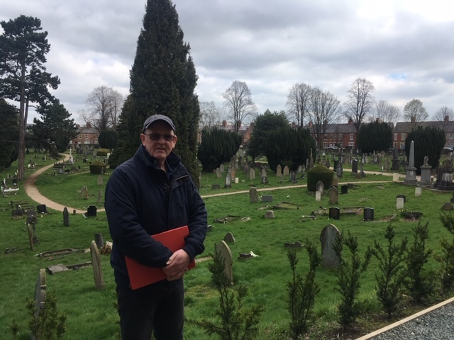 Wrexham Cemetery is alive with stories of the dead