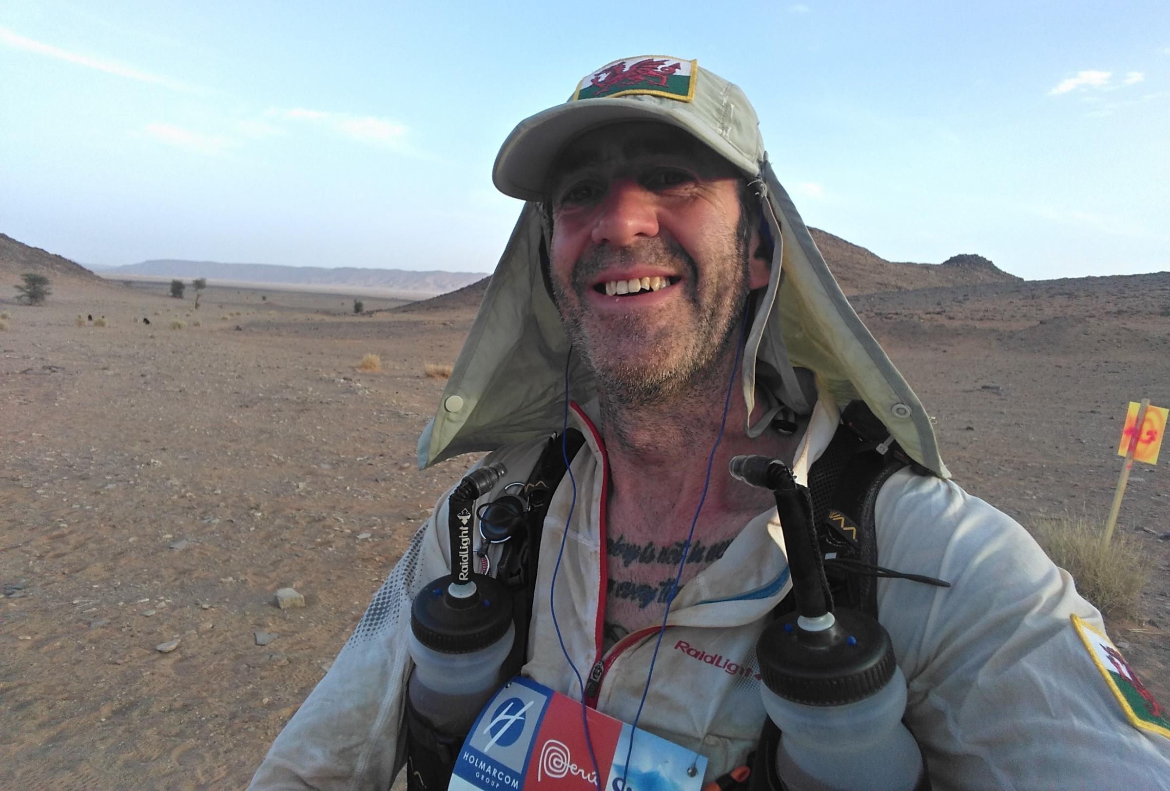 Wrexham runner to take part in Grand Ultra-Marathon in Arizona