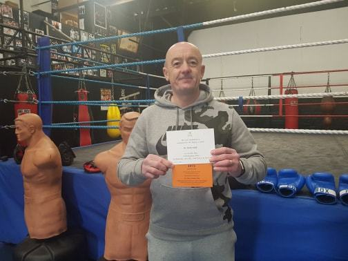 Buckley boxing coach invited to Buckingham Palace