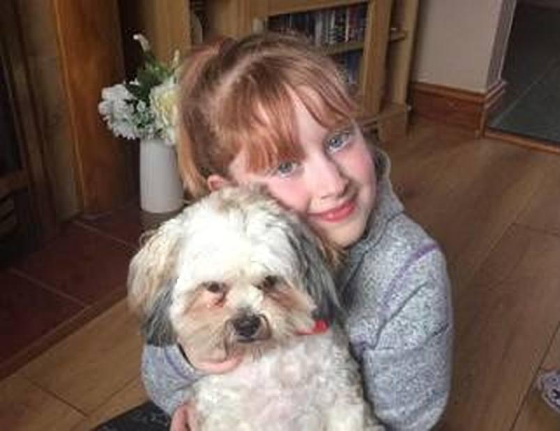 Nine-year-old Wrexham schoolgirl climbing Snowdon for cancer charity