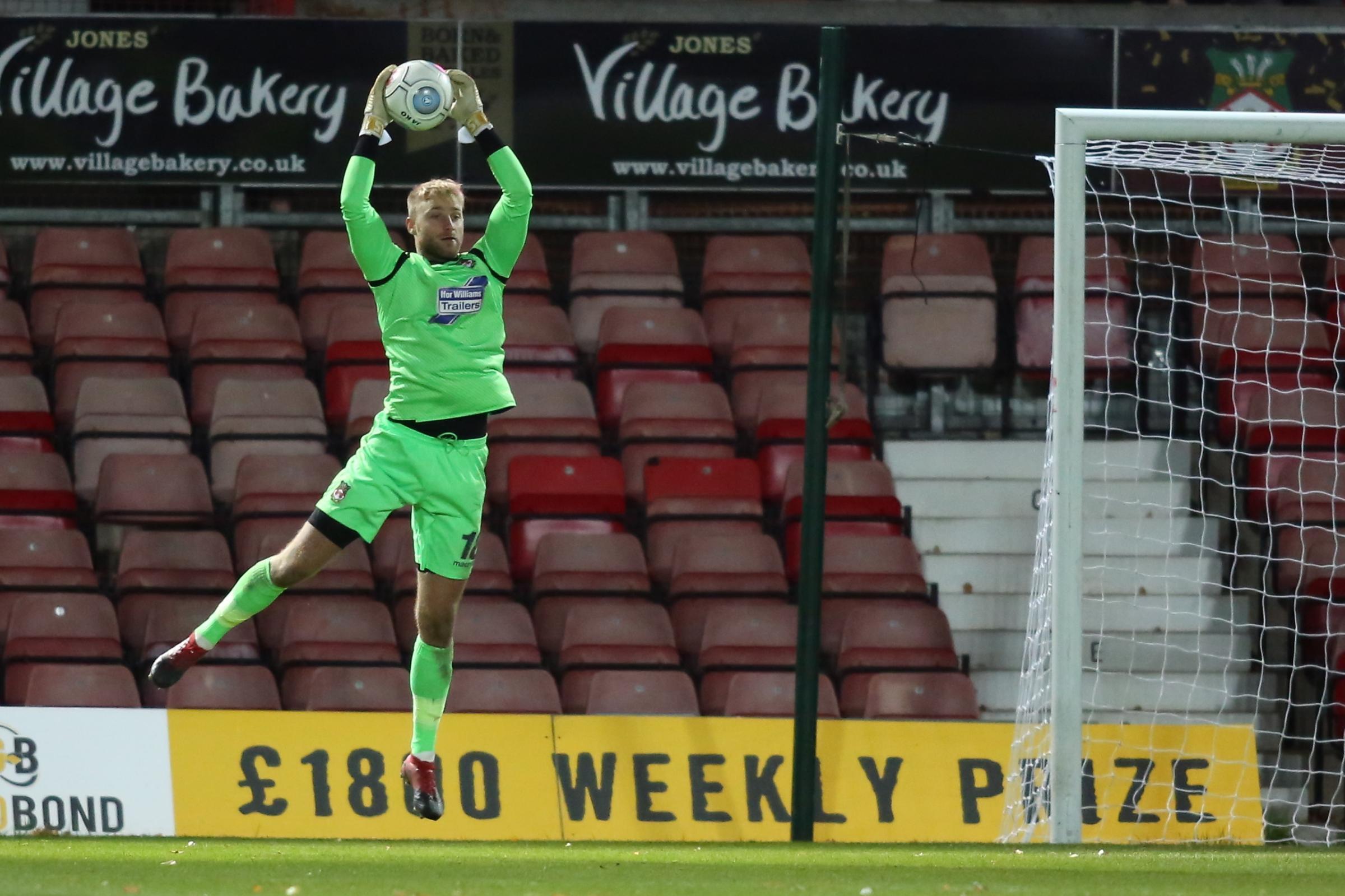 Wrexham AFC goalkeeper Rob Lainton making good progress but Manny Smith remains sidelined