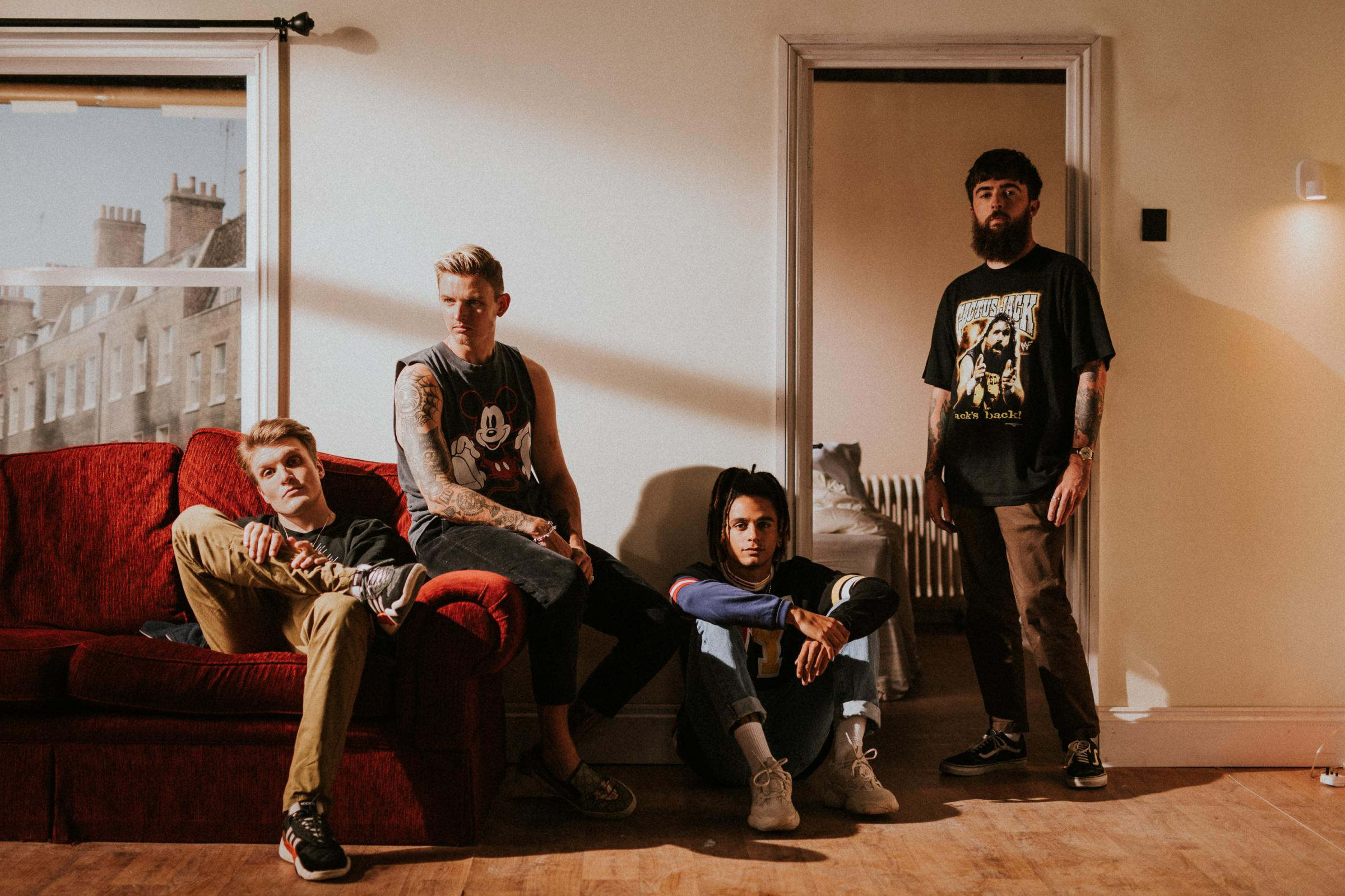 Wrexham band Neck Deep to tour around America