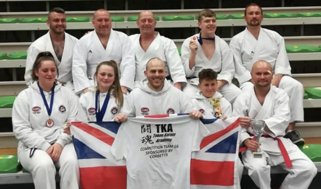 Tokon Karate Academy: Fighters from Chester and Wrexham excel at European tournament