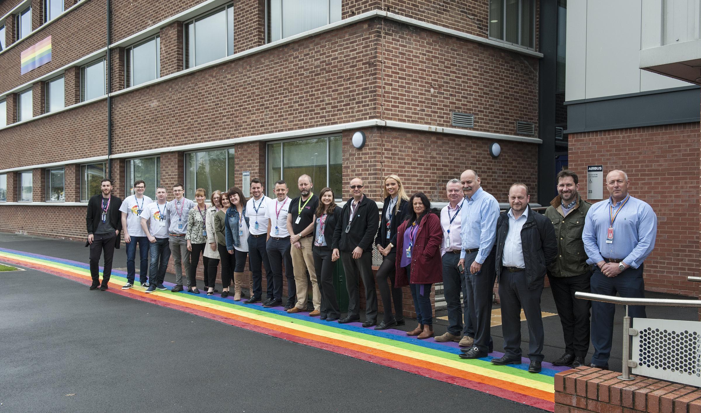 Airbus announces Chester Pride sponsorship