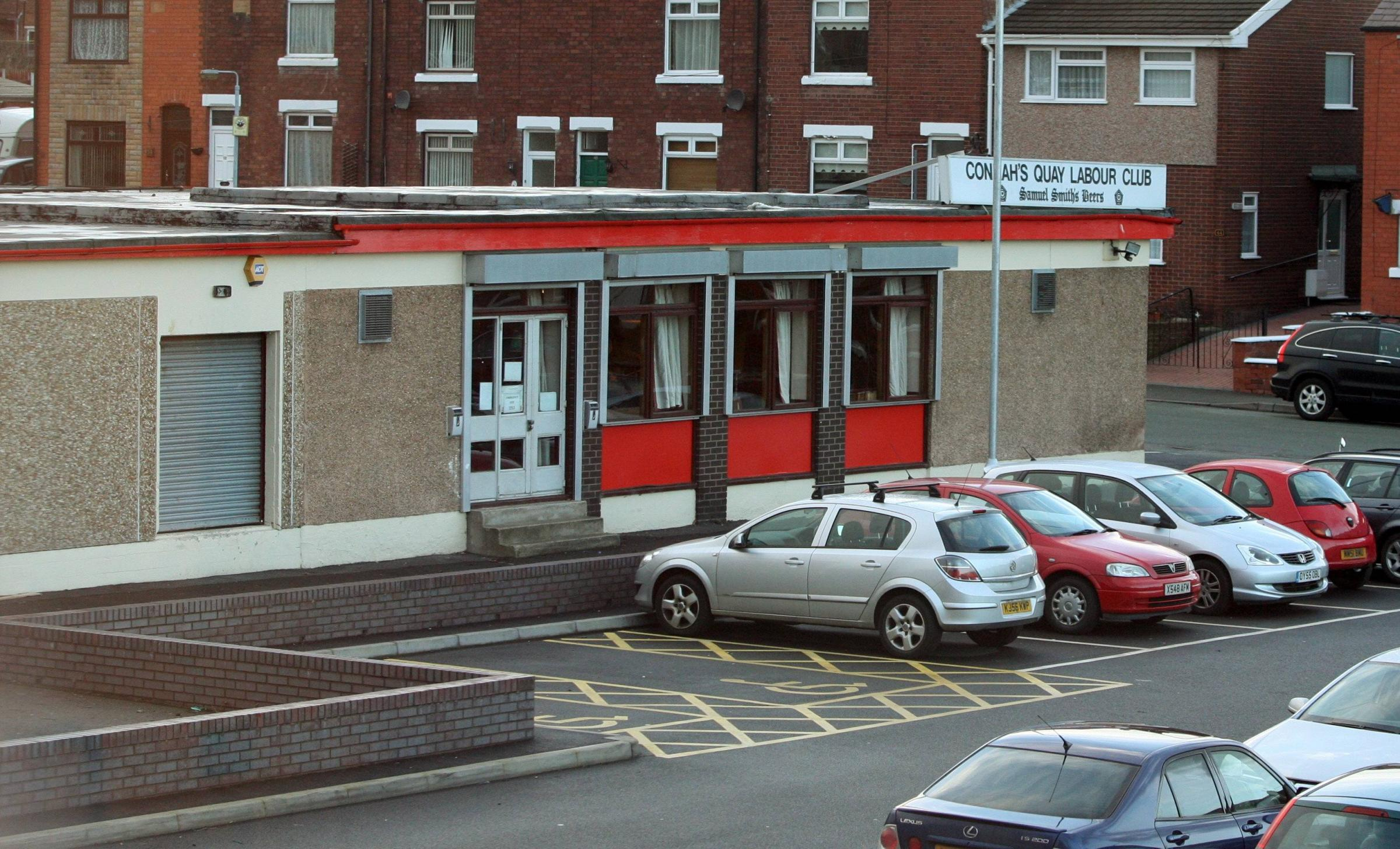 North Wales Police investigate incident at Connah's Quay