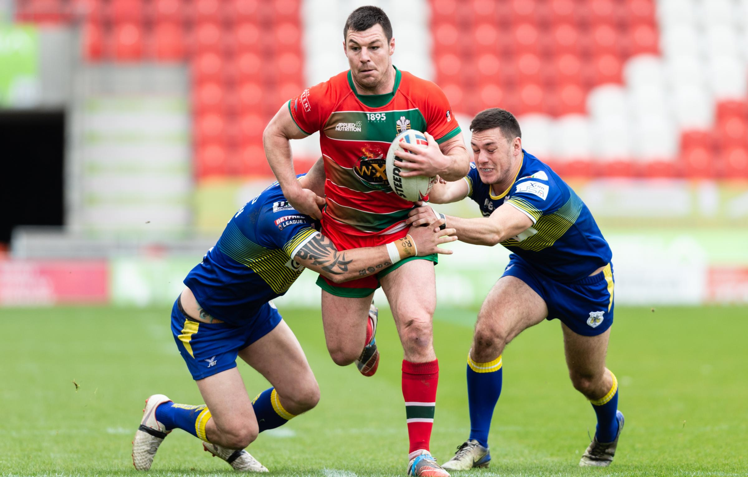 Doncaster RLFC vs North Wales Crusaders