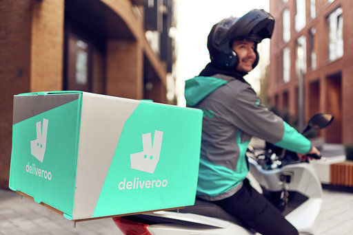 Deliveroo to launch food service in Wrexham