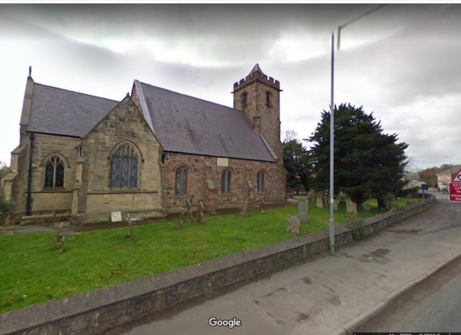 St Mary's Church in Broughton (Credit - Google)