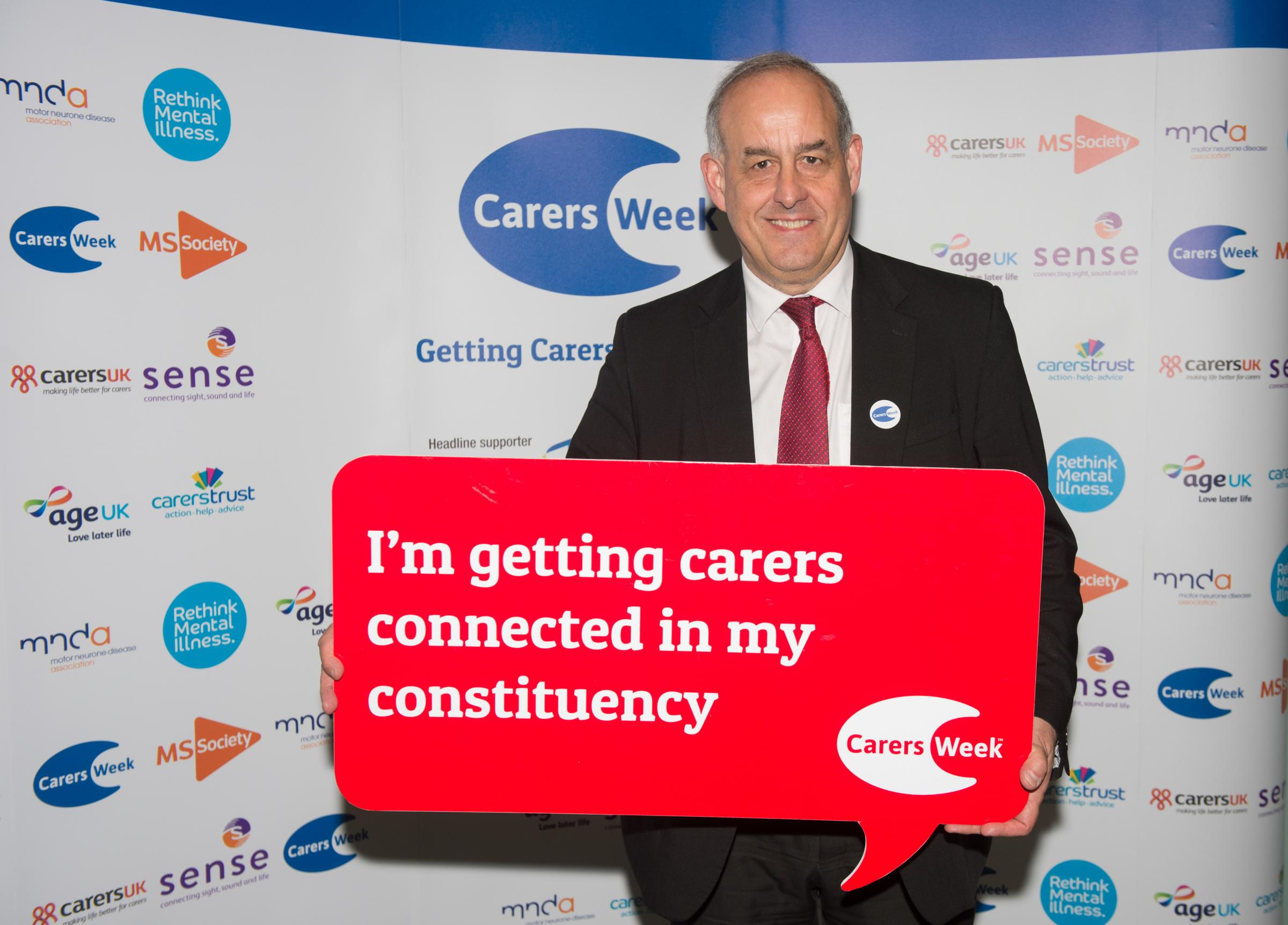 Delyn MP pledges to get unpaid carers in Flintshire connected to support this carers week