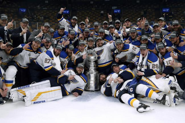 The St Louis Blues