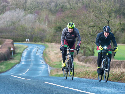 Wrexham cyclists riding 1,000 miles for Nightingale House